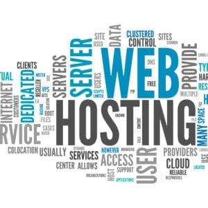 Web hosting 1 year
