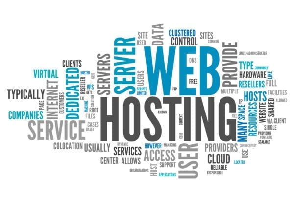Web hosting 1 year